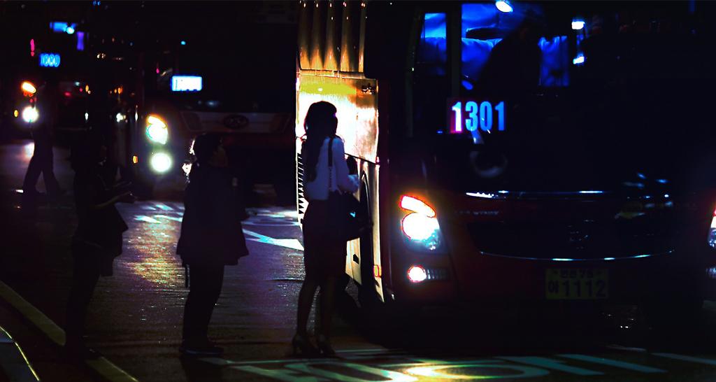Seoul bus routes